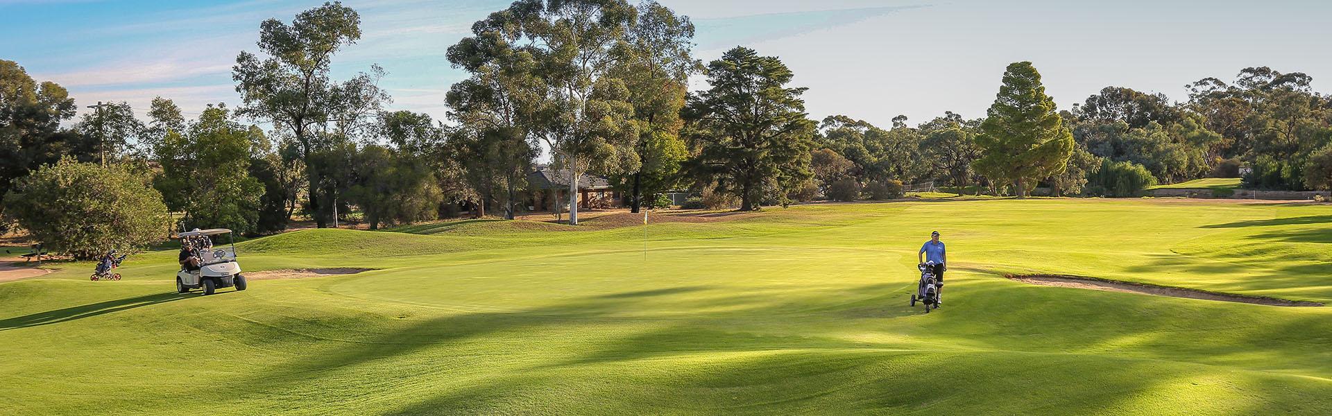 Mildura Golf Resort - Reciprocal Clubs
